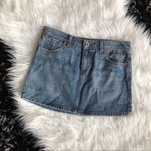 Guess Premium Denim mini skirt